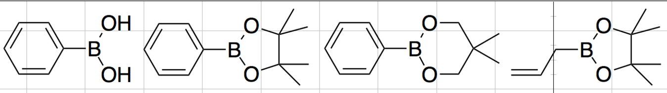 Boronic acids