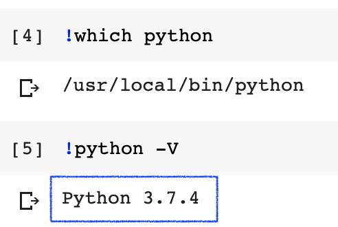 Conda python